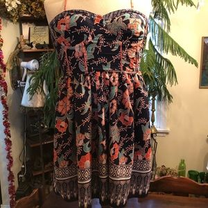 Womens summer dress. NEW. Band of Gypsies. Large